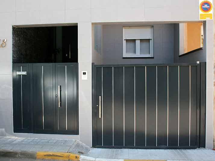 Puertas y Automatismos Garal